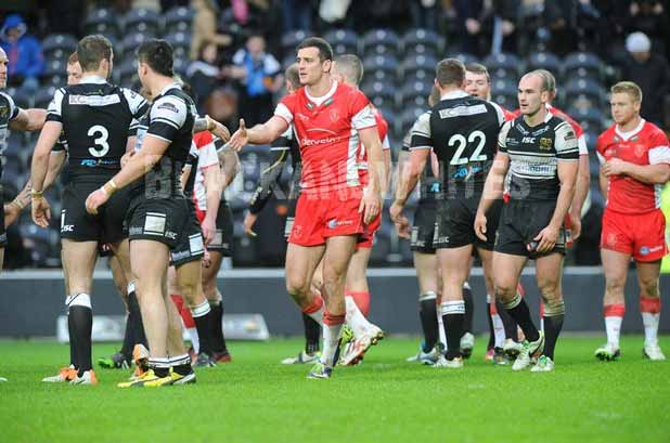 Hull FC vs Hull KR Friendly - 26th January 2014
