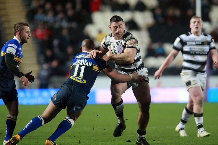 Hull FC v Warrington Wolves