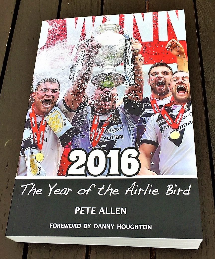 2016 - The Year of the Airlie Bird